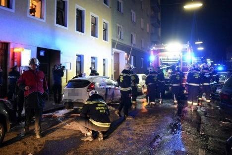 31 injured in Vienna apartment