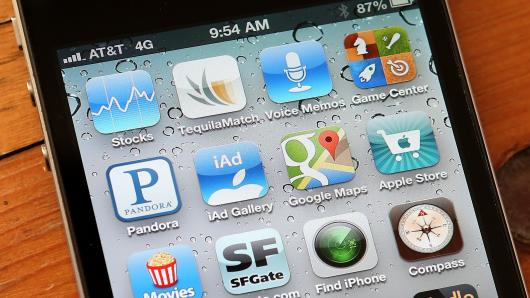 Appetite For New Apps Wanes