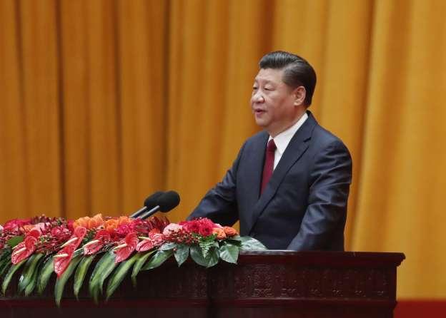 As Xi Jinping