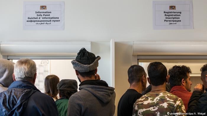 Asylum Seekers Problem