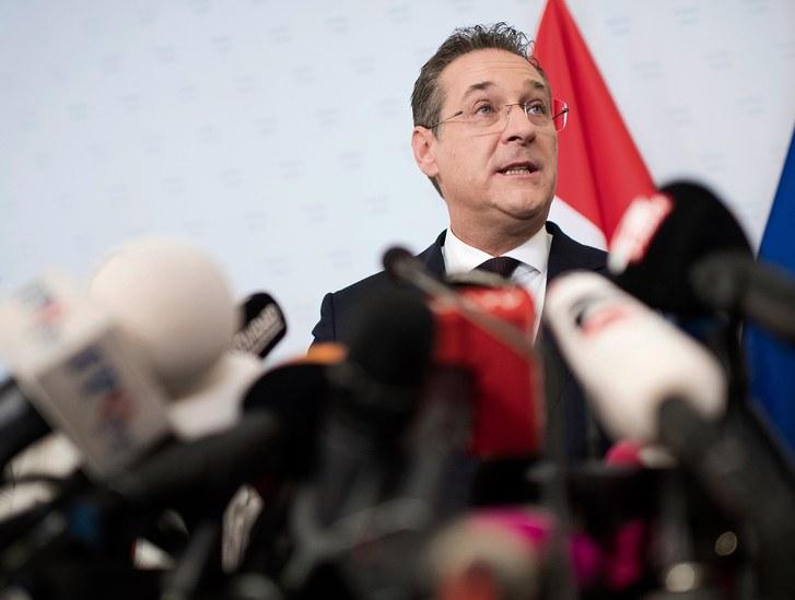 Austria Ibizagate Scandal