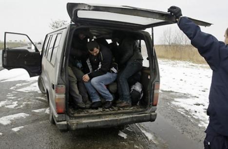 Austria migrant smuggling gang