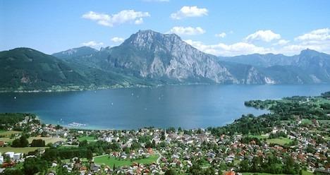 Austrian Alpine Idyll