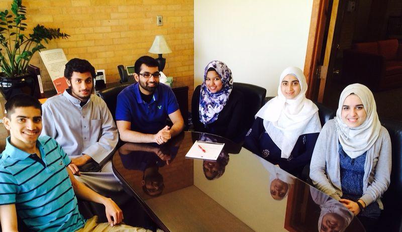 Austrian Muslim Students