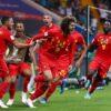 Belgium beat Brazil