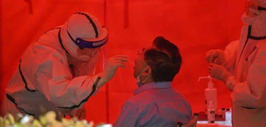 China test COVID-19