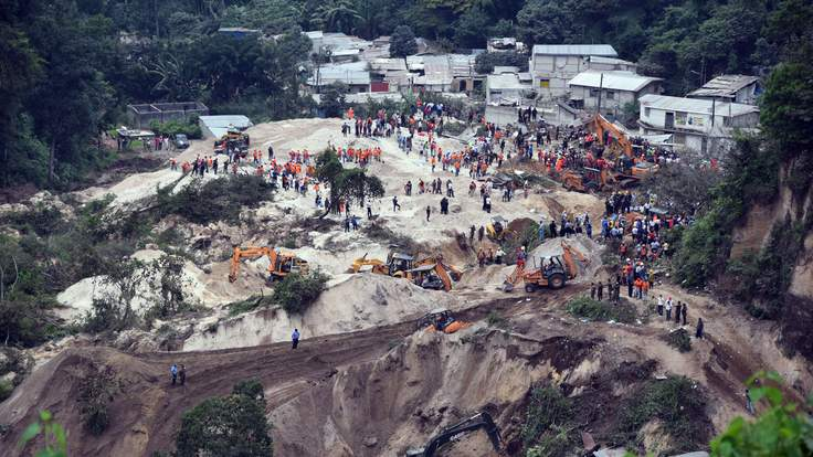 Dozens Dead And Hundreds Missing