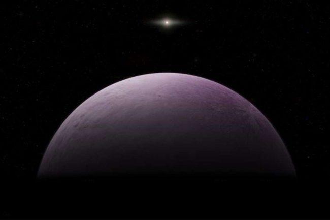 Dwarf planet Farout