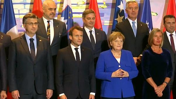 EU, Balkans leaders