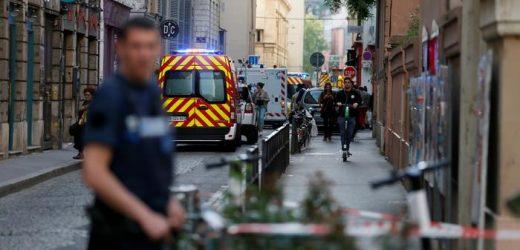 France Lyon bomb attack