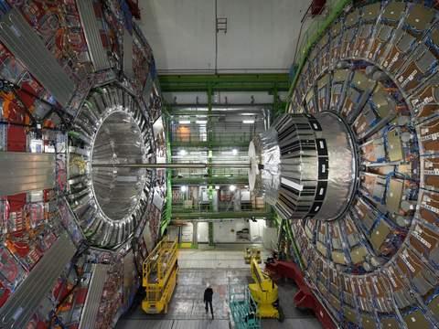 Hadron Collider Restarts