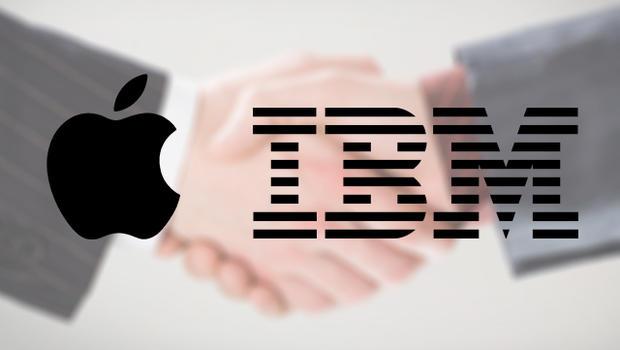 Ibm-apple-partnership