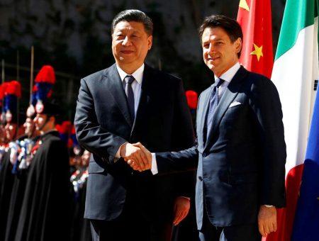 Italy Joins China Silk Road