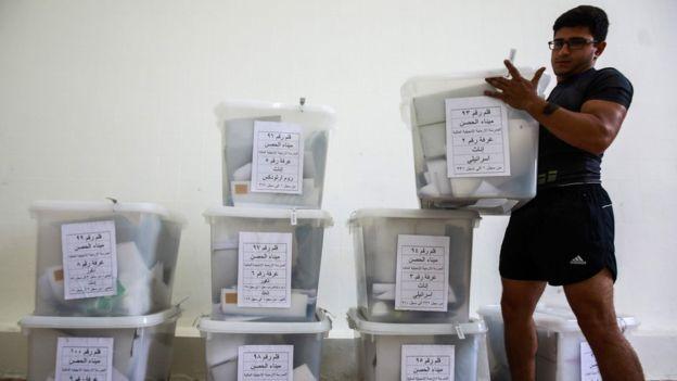 Lebanon To Elect