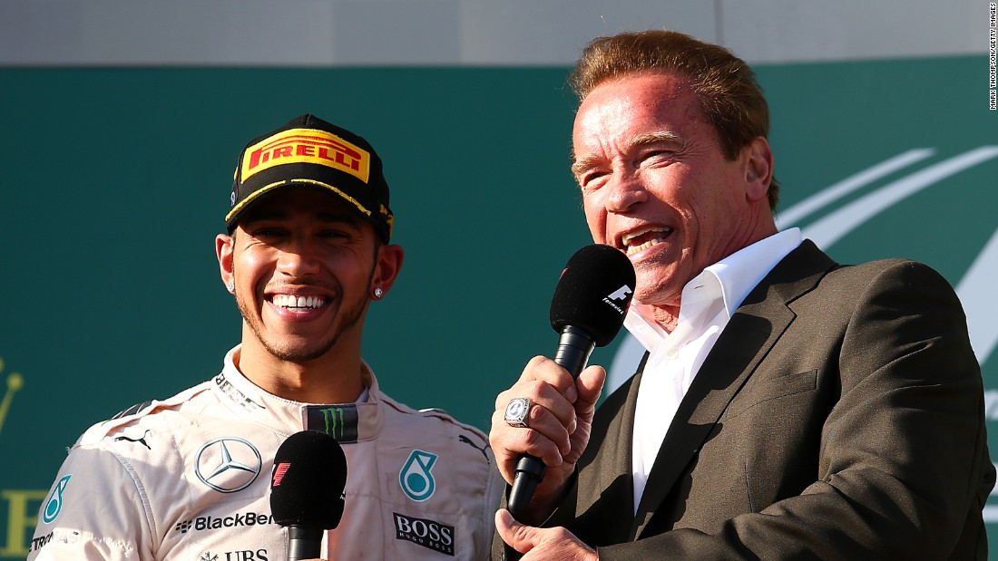 Lewis Hamilton dominates season