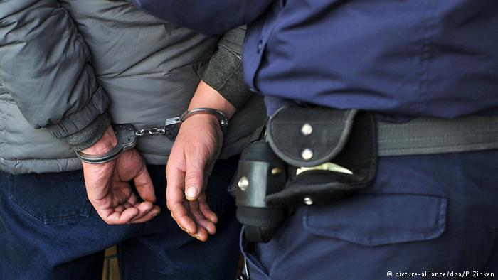 Men Arrested For Rape