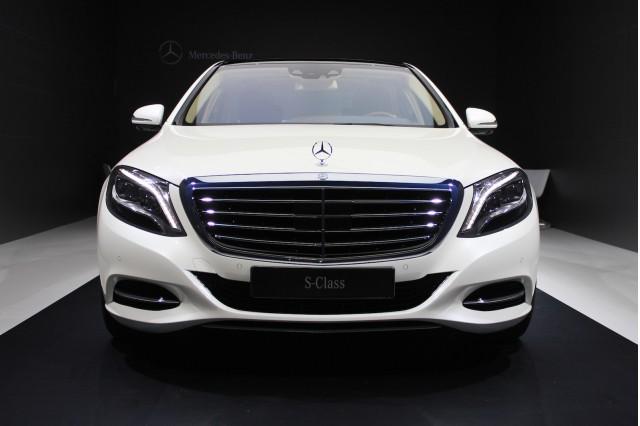 Mercedes S-Class Designer Hints At Future