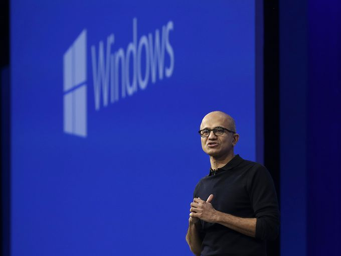 Microsoft's Windows 10
