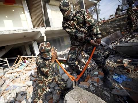 Nepal Admits Mistakes
