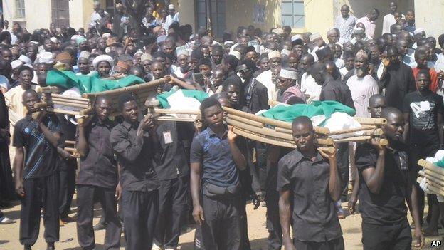 Nigeria school blast