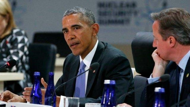 Obama Dismisses Nuclear Tests