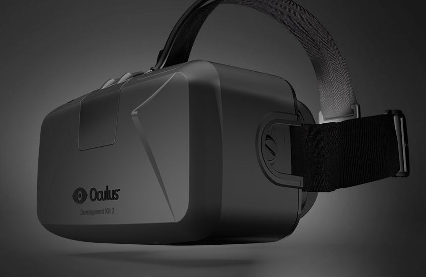 Oculus's new VR goggles
