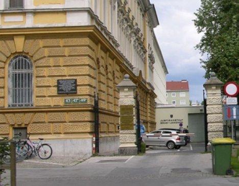 Prison Thief Robs Austrian