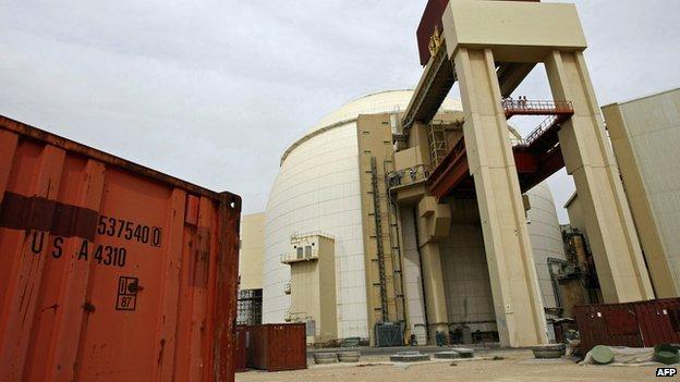 Russia to build Iran atomic