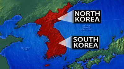 S. Korea Says N. Korea Fires Projectile Into Sea
