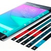 Samsung S6 Edge With Curved Screen