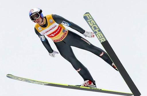 Ski jumper Gregor Schlierenzauer
