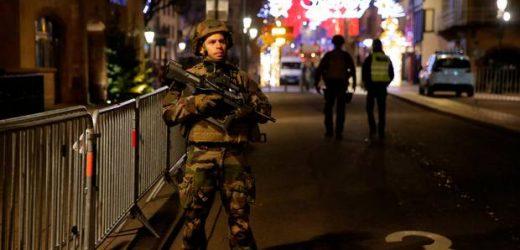 Strasbourg shooting