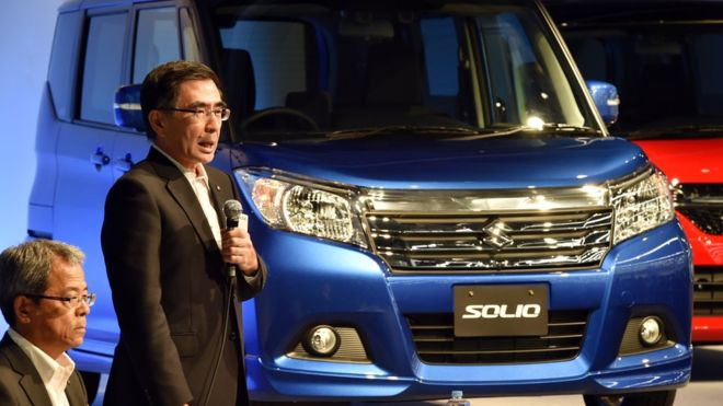Suzuki buys back Volkswagen's