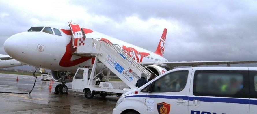 Tirana Airport Robbery
