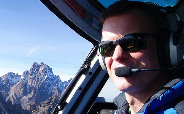 UK Helicopter Pilot Shot Dead