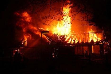 Vienna fire