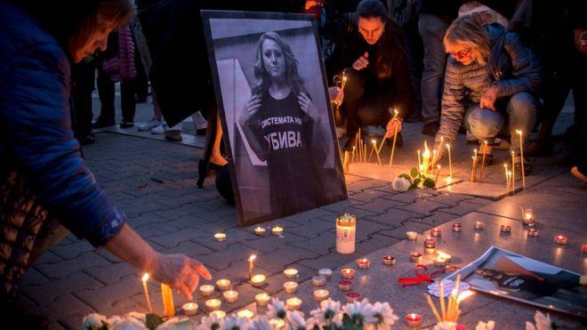 Viktoria Marinova's murder