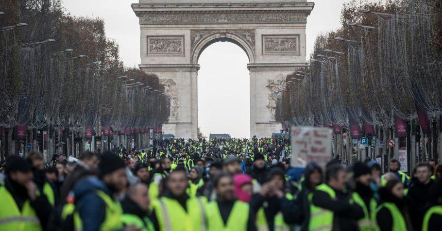 Yellow Vest Protest