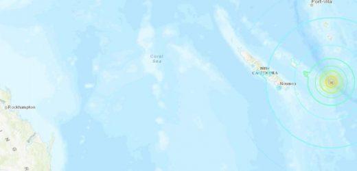 new caledonia tsunami warning