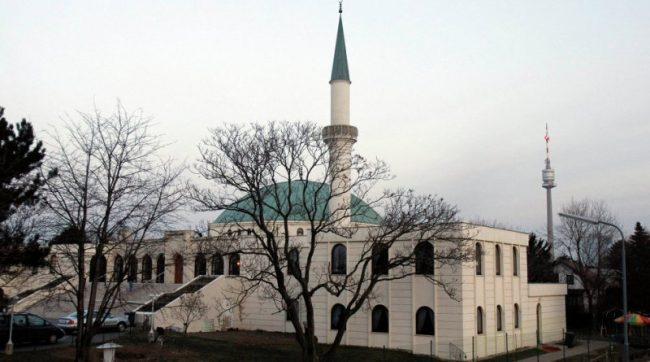 shiite mosque austria